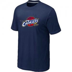 T-shirt principal de logo Cleveland Cavaliers NBA Big & Tall Marine - Homme