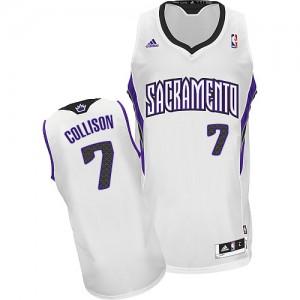 Maillot NBA Swingman Darren Collison #7 Sacramento Kings Home Blanc - Homme