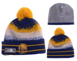 Bonnet Knit Golden State Warriors NBA 8ADDCFKG