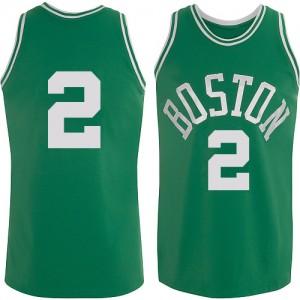 Boston Celtics #2 Adidas Throwback Vert Authentic Maillot d'équipe de NBA préférentiel - Red Auerbach pour Homme