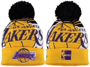 Los Angeles Lakers R63YUYBA Casquettes d'équipe de NBA
