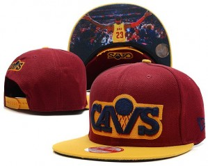 Snapback Casquettes Cleveland Cavaliers NBA RBB6RNVU