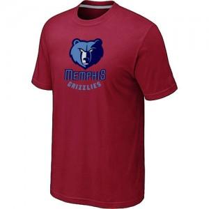 Memphis Grizzlies Big & Tall T-Shirts d'équipe de NBA - Rouge pour Homme