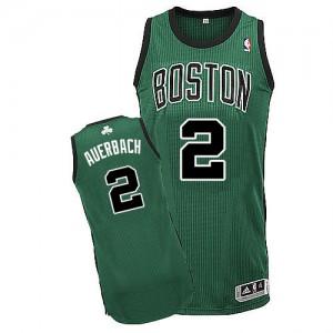 Boston Celtics #2 Adidas Alternate Vert (No. noir) Authentic Maillot d'équipe de NBA la vente - Red Auerbach pour Homme
