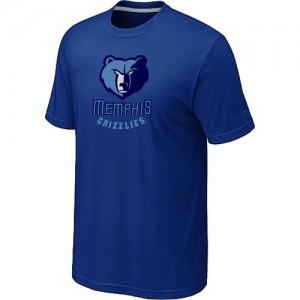 Memphis Grizzlies Big & Tall T-Shirts d'équipe de NBA - Bleu pour Homme