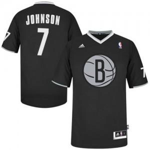 Maillot Swingman Brooklyn Nets NBA 2013 Christmas Day Noir - #7 Joe Johnson - Homme