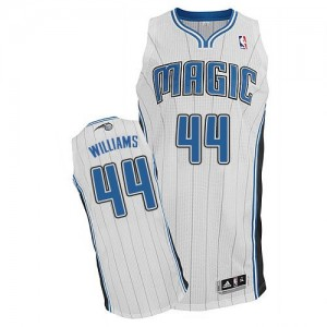 Maillot NBA Authentic Jason Williams #44 Orlando Magic Home Blanc - Homme