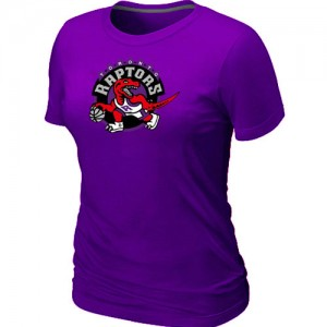 T-Shirts NBA Violet Toronto Raptors Big & Tall Femme
