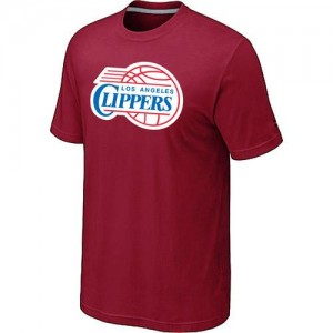 T-Shirts Rouge Big & Tall Los Angeles Clippers - Homme