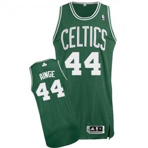 Boston Celtics Danny Ainge #44 Road Authentic Maillot d'équipe de NBA - Vert (No Blanc) pour Homme