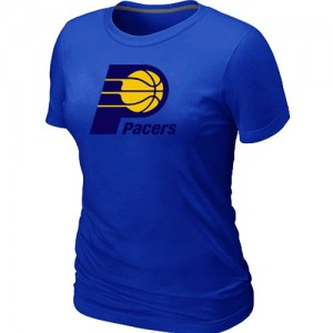 T-Shirts Bleu Big & Tall Indiana Pacers - Femme