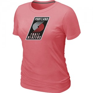 T-Shirts NBA Portland Trail Blazers Rose Big & Tall - Femme