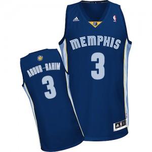 Maillot NBA Swingman Shareef Abdur-Rahim #3 Memphis Grizzlies Road Bleu marin - Homme