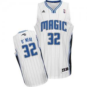 Maillot NBA Blanc Shaquille O'Neal #32 Orlando Magic Home Swingman Enfants Adidas