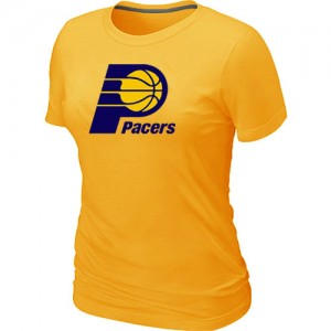 T-Shirts Jaune Big & Tall Indiana Pacers - Femme