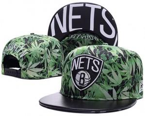 Brooklyn Nets TK3QLM68 Casquettes d'équipe de NBA achats en ligne