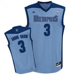 Maillot NBA Swingman Shareef Abdur-Rahim #3 Memphis Grizzlies Alternate Bleu clair - Homme