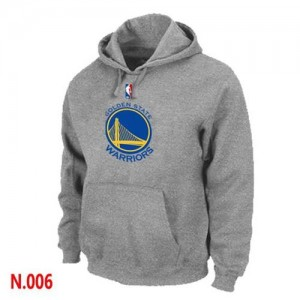 Golden State Warriors Gris Sweat à capuche d'équipe de NBA Vente - pour Homme