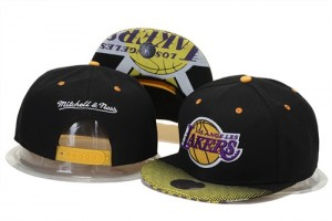 Los Angeles Lakers TEMP2K4R Casquettes d'équipe de NBA