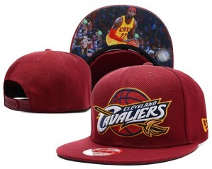 Snapback Casquettes Cleveland Cavaliers NBA 7NJAL3N5