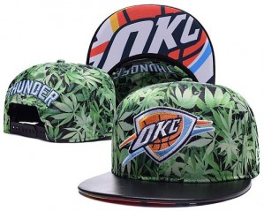 Casquettes NBA Oklahoma City Thunder KR5LPT38