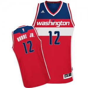 Maillot Swingman Washington Wizards NBA Road Rouge - #12 Kelly Oubre Jr. - Homme