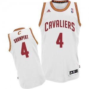 Maillot Swingman Cleveland Cavaliers NBA Home Blanc - #4 Iman Shumpert - Homme