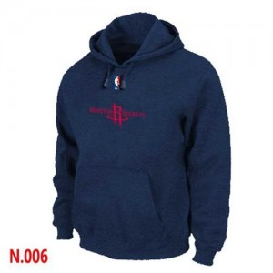 Pullover Sweat à capuche Houston Rockets NBA Marine - Homme