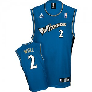 Maillot Swingman Washington Wizards NBA Bleu - #2 John Wall - Homme