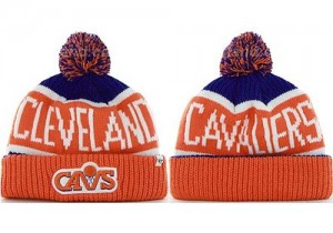 Bonnet Knit Cleveland Cavaliers NBA HDV4XWYS