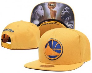 Casquettes RMK6JCWX Golden State Warriors