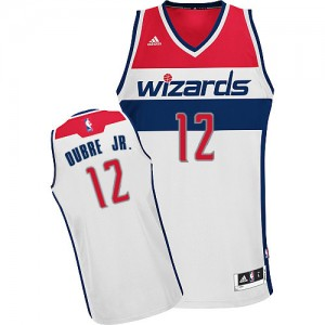 Maillot Swingman Washington Wizards NBA Home Blanc - #12 Kelly Oubre Jr. - Homme