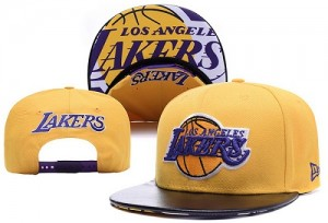 Los Angeles Lakers Y8KEFVDE Casquettes d'équipe de NBA