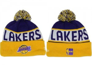Los Angeles Lakers U2VN2JV7 Casquettes d'équipe de NBA