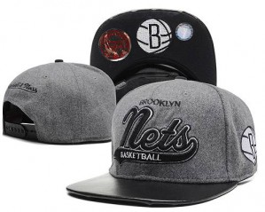 Brooklyn Nets N7D3NXW7 Casquettes d'équipe de NBA préférentiel