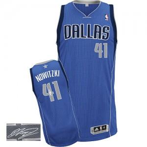 Maillot Swingman Dallas Mavericks NBA Road Bleu royal - #5 Jason Kidd - Homme