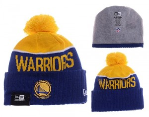 Bonnet Knit Golden State Warriors NBA CT7YMC23