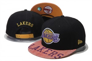 Los Angeles Lakers HWJNQSRM Casquettes d'équipe de NBA
