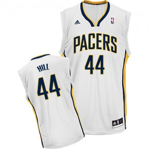 Maillot Swingman Indiana Pacers NBA Home Blanc - #44 Solomon Hill - Homme