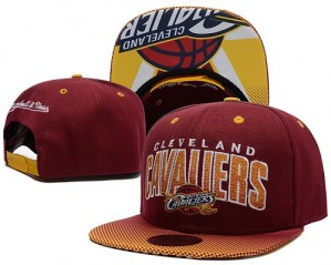 Snapback Casquettes Cleveland Cavaliers NBA RV2URRSX