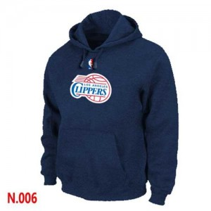 Sweat à capuche Marine Los Angeles Clippers - Homme