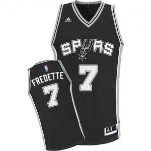 Maillot Swingman San Antonio Spurs NBA Road Noir - #7 Jimmer Fredette - Homme