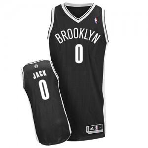 Brooklyn Nets #0 Adidas Road Noir Authentic Maillot d'équipe de NBA Magasin d'usine - Jarrett Jack pour Homme