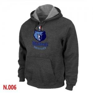 Memphis Grizzlies Sweat à capuche d'équipe de NBA - Gris foncé pour Homme