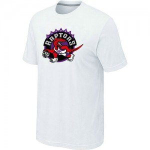 T-Shirts NBA Blanc Toronto Raptors Big & Tall Homme