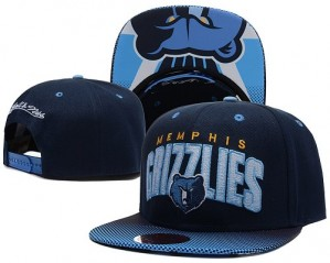 Memphis Grizzlies 5WTJAUM4 Casquettes d'équipe de NBA