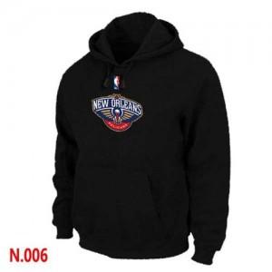 Sweat à capuche NBA New Orleans Pelicans Noir - Homme