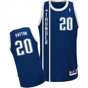 Oklahoma City Thunder Gary Payton #20 Alternate Swingman Maillot d'équipe de NBA - Bleu marin pour Homme