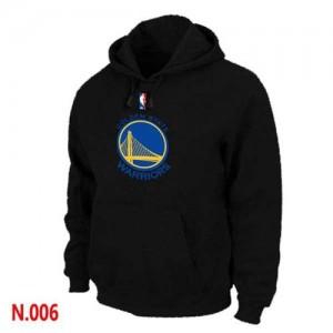 Golden State Warriors Noir Sweat à capuche d'équipe de NBA Prix d'usine - pour Homme