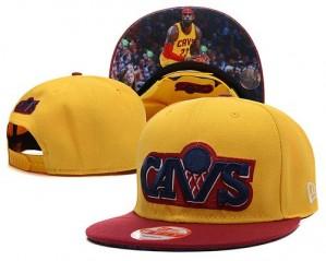 Snapback Casquettes Cleveland Cavaliers NBA 75NJVQMC
